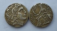 ancient greek coins - G Alexander III the Great BC Silver Drachm Ancient Greek Coin Nice Quality Coins Retail Whole Sale