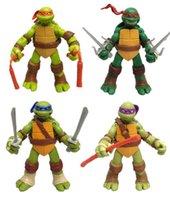 Wholesale Super Hero Avengers Teenage Mutant Ninja Turtles TMNT Minifigures Building Blocks Figures Bricks Toys Lego Compatible