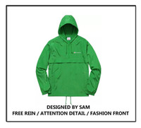 Wholesale Spring and Winter Champion men and women couple windbreaker Sup joint sports tourism and leisure Chong Fengyi thin new REME