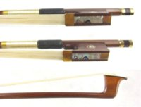 balancing frogs - Gold Alloy Fitted PERNAMBUCO Violin Bow with Snakewood Frogs Good Balanced amp Quick Response