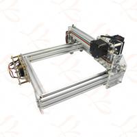 Wholesale 1500mW Desktop DIY Violet LY Laser Engraving Machine Picture CNC Printer CM