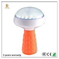 Wholesale New type outdoor Smat Portable Multifunction Office intelligent emergency light gear Hiking camping lamp Sport Vehicle mounted sos flashlamp