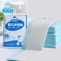 baby disposable changing pads - 33x45cm Disposable Baby Changing Mats Pads Sheets Potty Training bag