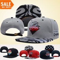 baseballs zebras - Stylish Pink Dolphin Ocean Academy Strapback caps mens and women Corduro Olympic Waves bboy Leopard zebra hiphop baseball hats