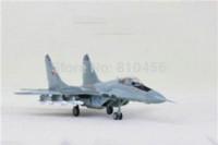 altaya diecast - 1 scale Diecast Model MIG Russian DeAgostini Altaya diecast plane Soviet Fulcrum Plane Model Kit