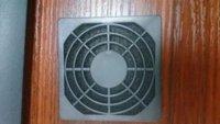 air bear filter - cooling fan air filter cover CM mm triple air filter cover dustproof filter connector