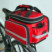 Wholesale Mountain bike riding bicycle luggage bag shelf camel bag pack Tibet waterproof equipment long short