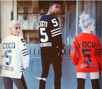 Wholesale 2016 Hip Hop Winter autumn Men Women Fleece Fashion Homme Femme Pullovers Sports sweatshirt Street Dancer Hoodie Cotton Hoody