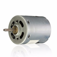 Wholesale 6V rpm Small DC Motor Electric Motor for Car Boat