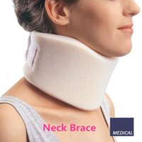 Wholesale collar neck belt cervical vertebra neck fitted set medical neck support neck guard braces