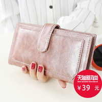 best cell phone deals - 2016 Best Deal Fashion Lady Women Wallets Bag Popular Purse Long PU Handbags Card Holder Birthday Gift Bags Brand New