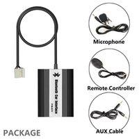 acura rdx bluetooth - Bluetooth A2DP USB Flash Drive Car Stereo Adapter Interface Car digital music cd changer for Acura CSX MDX RDX TSX retail packing