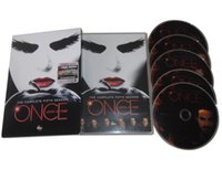 Wholesale Once Upon A Time Season Five th Fifth Disc Set US Version Boxset New Factory price