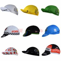 bicycle headscarf - 2016 Tour de France High Quality Hat gorras ciclismo mtb Riding Headscarf Outdoor Sport bandana ciclismo Bicycle Headband Cycling Cap