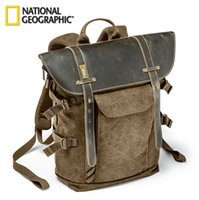 backpack africa - New National Geographic magazine Africa A5290 medium Backpack For DSLR Kit With Lenses Laptop bags Outdoor