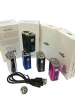 Wholesale Eleaf Mini istick W Full Kit Ismoka Eleaf Istick mini W mAh Capacity Battery With Adjustable Voltage and LED Digtal Screen DHL free