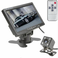 Wholesale Car Rear View Cameras with LCD Monitor Reverse Camera Monitor in Car Monitors