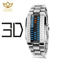 accutron quartz watch - 2016 HBY new arrival high quality D LED fashion accutron electronic wrist watch from china