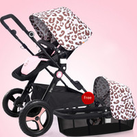 Wholesale Babysing Stroller Highscape With Carrycot in Light Foldable Pushchair Baby Carriage By and Pram for Months