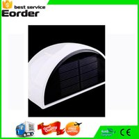 Wholesale New arrival LED solar garden lamp with Sensor for outdoor path