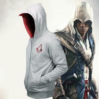 assassin s creed brotherhood hoodie - Hip Hop Hoodie Palace Sweatshirt Pigalle Hoodie Trasher Assassins Creed Brotherhood Hoody Slim Fit Street Mens Pullover Hoodies