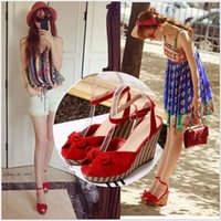 Cheap Sandals Best Fish mouth high-heeled sandals of Rome