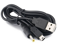 Wholesale Hot sale in USB Data Transfer Charge Charger Cable Cord for Sony for PSP