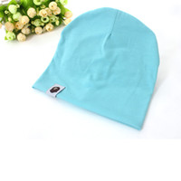Wholesale Baby Hat nice cotton children hat collar autumn winter baby cap Kids boys girls beanies Infant toddler hats