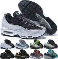 authentic shoes - Men Air Running Shoes Max95 Mens Retro Cushion White Max OG Sport Shoes Authentic Sports s Boots Sneakers Maxes EUR46