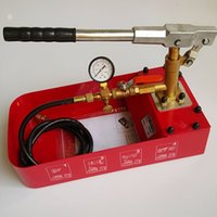 Wholesale FAST Manual Hydraulic Pump Testing Pump Pipeline Pressure Test tool MPA KG