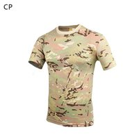 army bdu shorts - High Quality Tactical Style Color Men Cotton Army Clothing Assault BDU Shirt For Outdoor Hunting Sport CL34