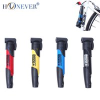 Wholesale Portable Mini Pump Cycling Colors Double Valves Conversion Bicycle Tire inflator Lightweight Convenient hand Bike Pump