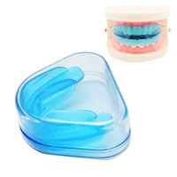 appliances professional - Utility Tooth Orthodontic Appliance Blue Silicone Hot Professional Alignment Braces Oral Hygiene Dental Care Equipment For Teeth