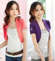 Wholesale 2012 spring and summer Korean ice silk short sleeved cardigan sweater shawl broadside shawl