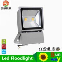 best led outdoor flood lights - Best quality W X50W Led Floodlights Lumens Super Bright Waterproof Outdoor Led Flood Lights Warm Cold White AC V