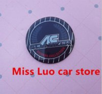 ac schnitzer accessories - 45mm car AC SCHNITZER colorful Steer Wheel Badge Emblem Sticker M3 M5 Auto Accessories