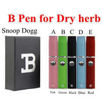 Wholesale Micro Pen Dry Herb Vaporizer Kits Snoop Dogg Herbal Kit Wax Vapor Double B Kits vs Titan also Provide G Pro DGK Blue with White Black