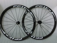 Wholesale Carbon road bike wheels mm carbon wheels clincher mm