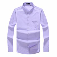 big mens work clothes - 2016 Big Men s Brand New Styled ShirtsPlus Size XL XL XL XL XL Fashion Luxury Shirt Wedding Work mens Clothing King Size