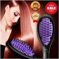 china coats - Magic Comb DAFNI Hair Straightener Brush Comb Hair Straightening Iron Electric Dafni Hair Brush Hair Styling Tool VS Beatiful Star