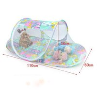 Wholesale Hot Sale Travel Baby Mosquito Net Portable Type Comfortable Mosquito Netting Cheap Price Newborn Baby Mosquito Nets Insect Tent