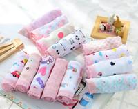 Wholesale 2016 new fashion cotton fast delivery can be customized multicolor big virgin baby girl cartoon baby children underwear underwear briefs