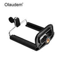Wholesale Universal Stretchable Rotating Selfie Cell Phone Holder Mount Bracket Clip For Mobile Phone Smartphone Camera Tripod