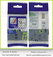 Wholesale 5pcs mixed TZ tape offered TZe TZ TZ TZ131 TZ TZe mm label tape for p touch pt d200