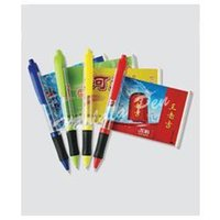 big box companies - Free Logo Item No B700 promotional company customized big ads banner pen
