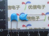Wholesale High Voltage Ceramic Capacitors KV V NF dip capacitors ceramic NF