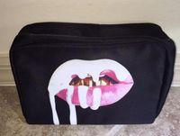 Wholesale Kylie Jenner Make Up Bag Birthday Collection Makeup Bag Kylie Lip Kit Bag kykit High Quality