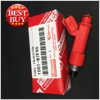 Wholesale ORIGINAL CC fuel injector high performance fuel injector for toyota supra JZGTE engine motor denso fuel injector F90