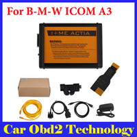 b w cable - Best Quality For BMW ICOM A3 Professional Diagnostic Tool Hardware V1 Get Free B M W Pin Cable by DHL