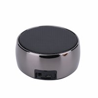 aluminium factories - FM Factory Price Hot sell Mini Bluetooth Speaker Aluminium Alloy Bluetooth Speaker Bluetooth Speaker